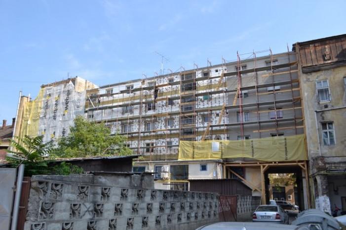 A început izolarea termică a peste 500 de apartamente din municipiul Satu Mare