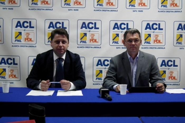 """PNL-PDL Satu Mare acuză: """"Ștef, Silaghi și Tăriceanu se asociază cu PSD la comitere de infracțiuni și intenția de a frauda alegerile"""""""
