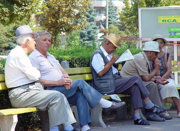 Pensiile vor crește de la 1 ianuarie 2015 cu 5 procente