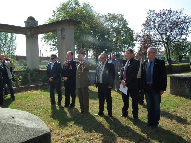 Consulul general al Rusiei în România, a efectuat o vizită la Satu Mare (Foto)