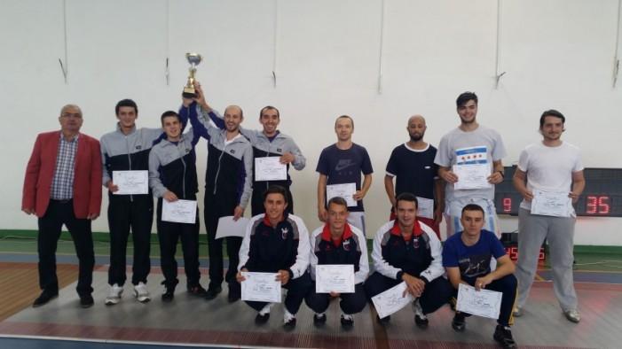 Floretă: Locul III pentru CS Satu Mare la Cupa României