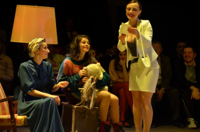 """Piesa """"YOM KIPPUR"""" revine pe scena Casei de Cultură a Sindicatelor Satu Mare"""