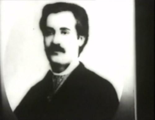 Primul film documentar despre Mihai Eminescu, din 1914