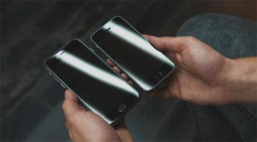Primul videoclip REAL cu noul IPHONE 6