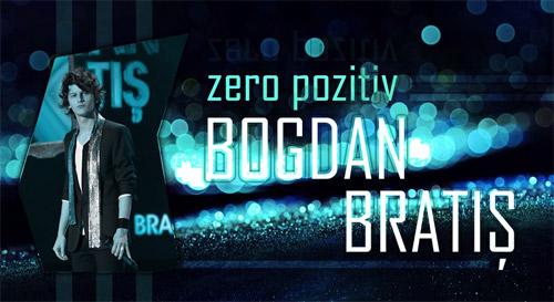 """Ascultă """"ZERO POZITIV"""", prima piesă compusă de Bogdan Bratiș"""