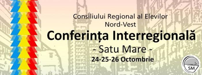 Adunarea Generală a Consiliului Regional al Elevilor din Nord-Vest are loc la Satu Mare