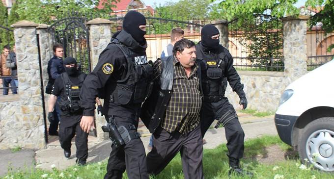 Bia Țiganu a ajuns în arestul IPJ Satu Mare