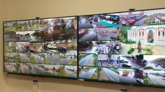 Sătmarul supravegheat de 66 de camere video
