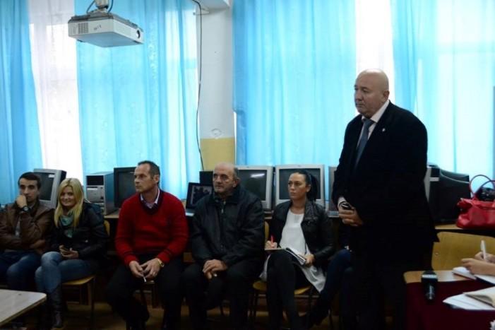 Dorel Coica a ascultat problemele cetățenilor din 14 Mai