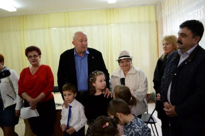 Au fost recepționate lucrările de la GPP nr. 33 din Satu Mare