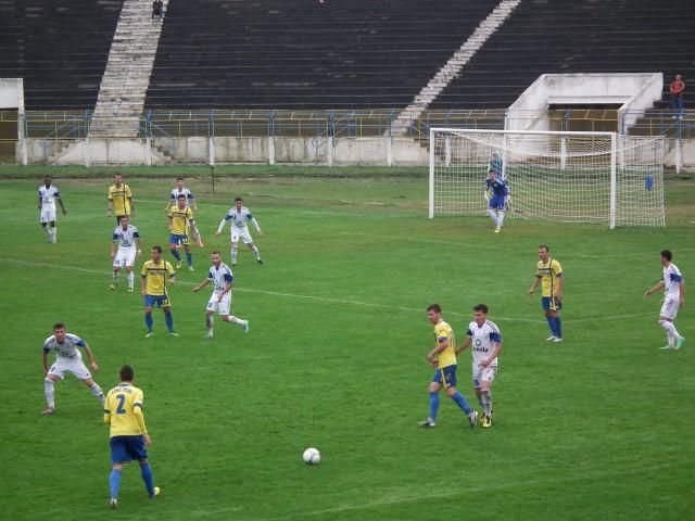Olimpia Satu Mare a făcut egal cu CSM Râmnicu Vâlcea