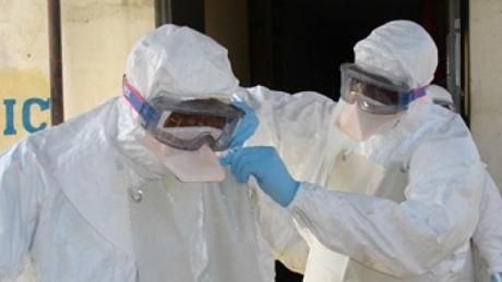 UPU Satu Mare dotată cu echipamente de protecţie împotriva Ebola