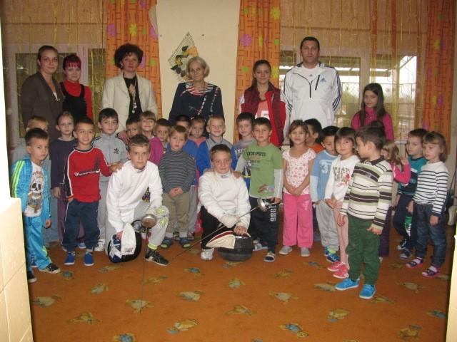 Programe educaționale noi pentru copiii de la GPP nr. 6 din Satu Mare