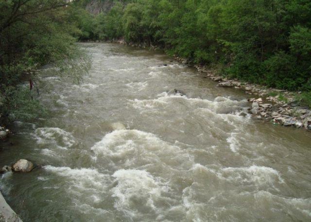 Somes și Crasna, sub Cod galben de inundatii