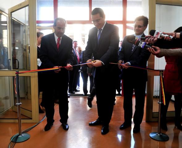 Cel mai puternic fascicul laser din Europa a fost inaugurat pe platforma de la Măgurele