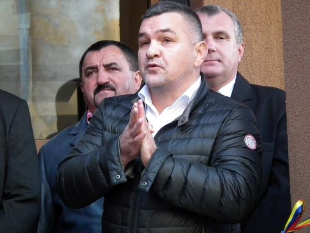 """Leonard Doroftei a participat la inaugurarea Sălii de box de la CS """"Voința"""" din Satu Mare (Foto)"""