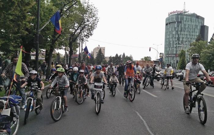 """Sătmărenii sunt invitați la """"Marșul bicicliștilor"""""""
