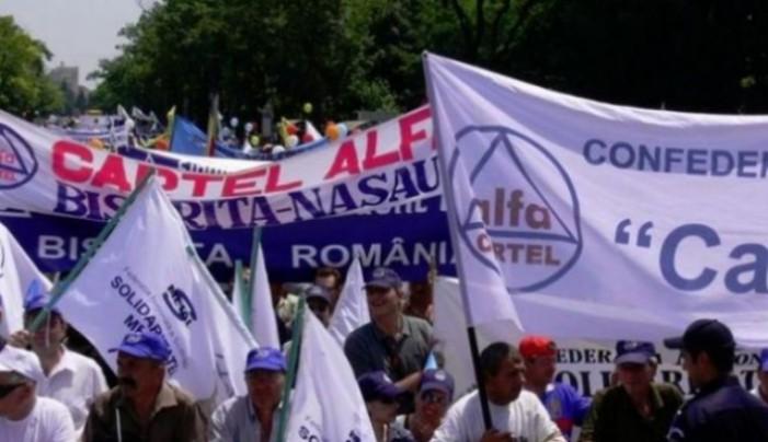 Sindicaliștii de la Cartel Alfa cer modificarea Legii dialogului social