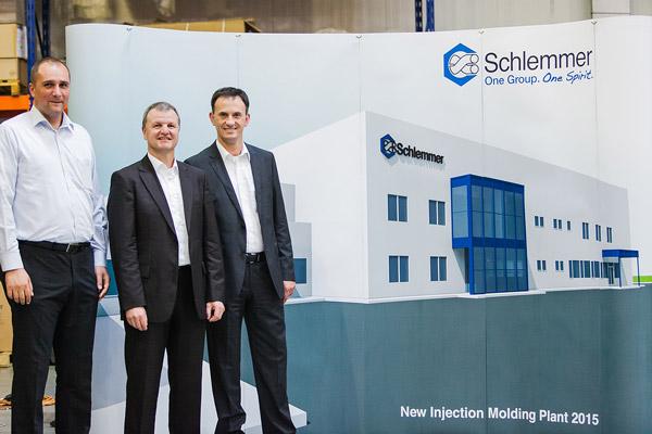 Compania germană Schlemmer Group va construi o nouă hală în Satu Mare