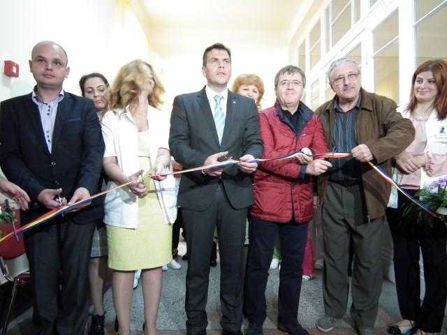 S-a inaugurat noua Secție de Interne de la Spitalul Vechi din Satu Mare