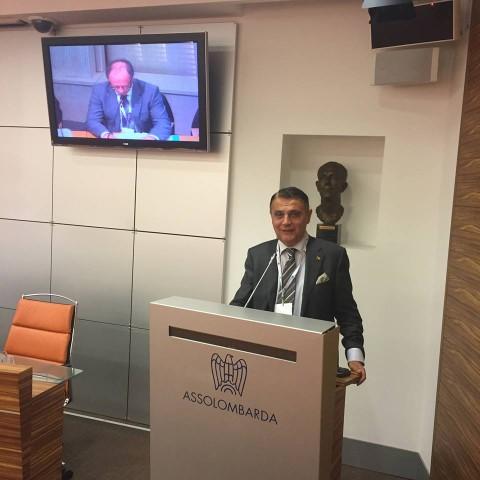 "Deputatul Ovidiu Silaghi a participat la ""Asia-Europe Business Forum"" de la Milano"