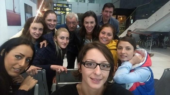Spadă feminin: Două sătmărence participă la prima etapă de Cupă Mondială, din acest sezon