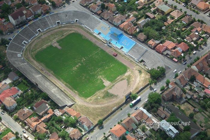 Stadionul Olimpia va fi reabilitat