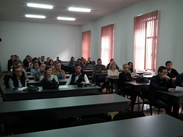 Deschidere de an universitar la Extensia UBB Satu Mare