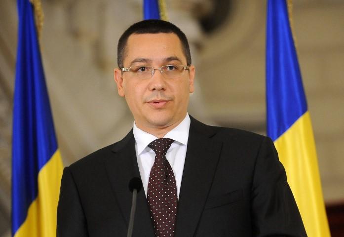 """Mesajul prim-ministrului Guvernului României, Victor Ponta, cu ocazia """"Zilei Armatei Române"""""""