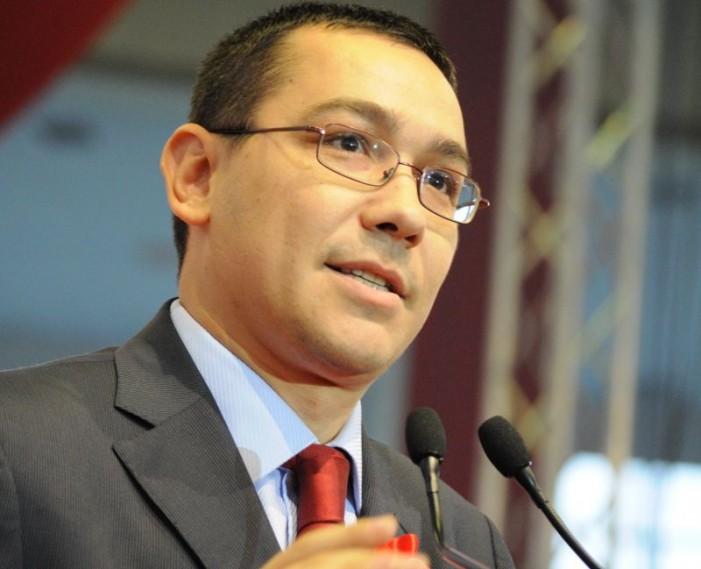 """Victor Ponta: """"Vreau să oprim scandalul după alegeri şi să lucrăm împreună pentru bunăstarea tuturor românilor!"""""""
