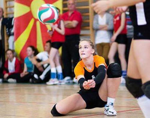 Volei: CSM Satu Mare pierde în disputa cu CSM Lugoj