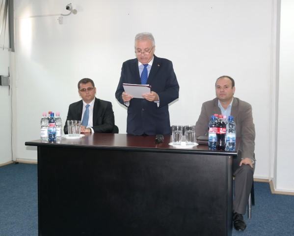 Ioan Oneț, instalat în funcția de director al Filialei de Îmbunătățiri Funciare Satu Mare