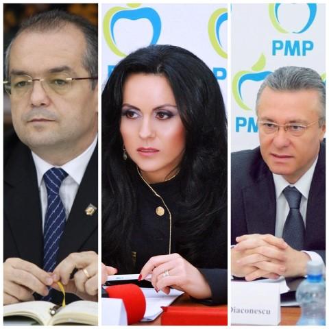Emil Boc și Cristian Diaconescu vin la Satu Mare