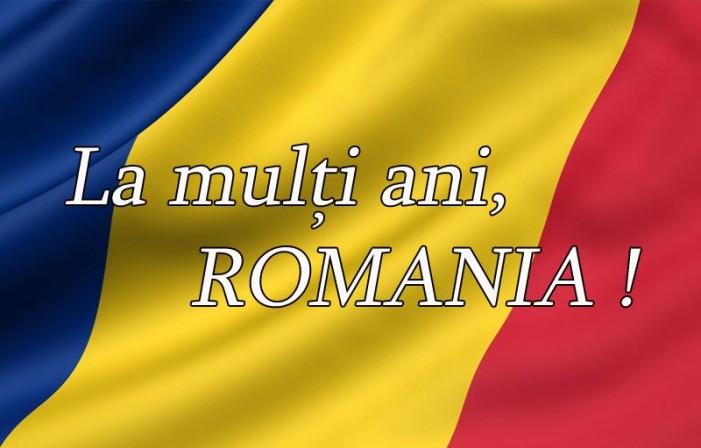 """Programul manifestărilor dedicate """"Zilei Naționale a României"""""""