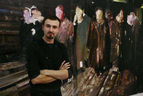 Românul Adrian Ghenie, pe primul loc în top-ul celor mai apreciați artiști din lume în 2014