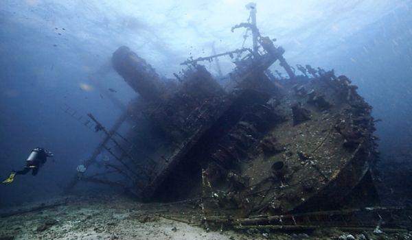 Cercetătorii susțin că Arca lui Noe s-ar afla în apele Mării Negre