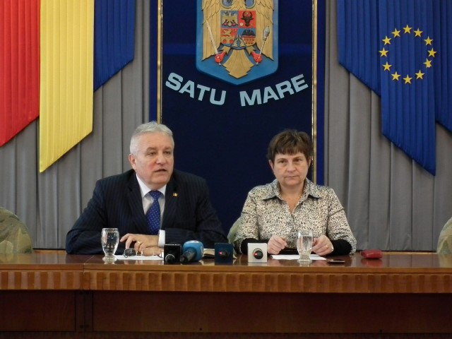Rezultatele alegerilor prezidențiale la Satu Mare: Klaus Iohannis 65,20%, Victor Ponta 34,79%