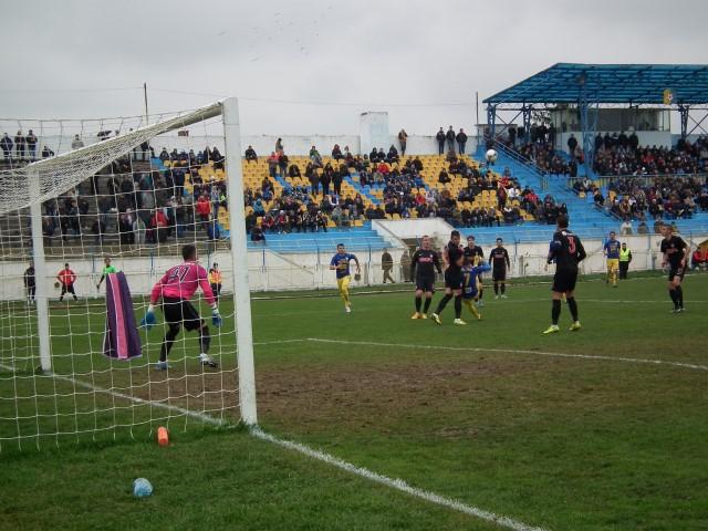 Fotbal: Olimpia Satu Mare-Fortuna Câmpina 1-1