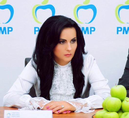Laura Bota, demisă de la conducerea PMP Satu Mare