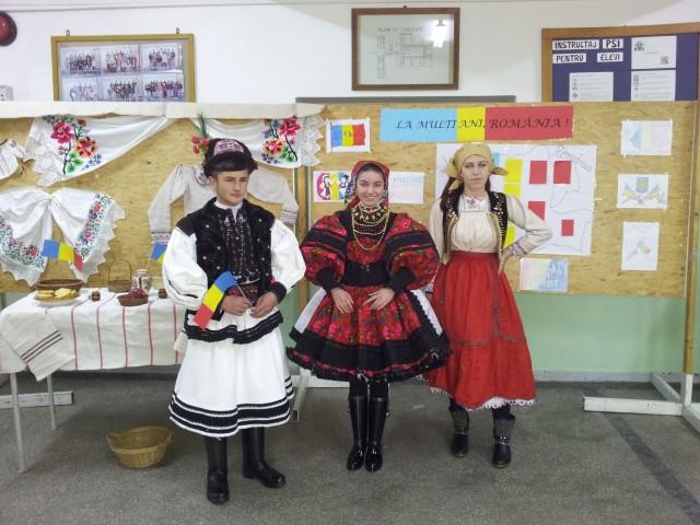"""Zi de sărbătoare la Colegiul Tehnic """"UNIO-Traian Vuia"""" din Satu Mare"""
