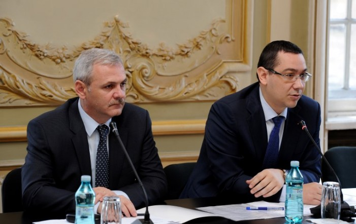 """Mircea Govor: """"nu putem concepe să nu rămână la conducerea partidului domnii Victor Ponta și Liviu Dragnea"""""""
