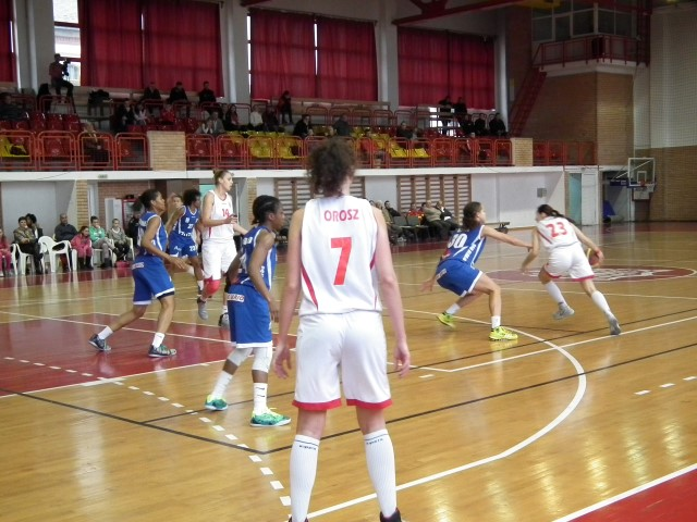 Baschet: CSU Alba Iulia-CSM Satu Mare 93-65