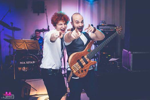 """Sătmăreanul Bogdan Bratiș va concerta cu Trupa """"Marfar"""", într-un club din Ploiești"""