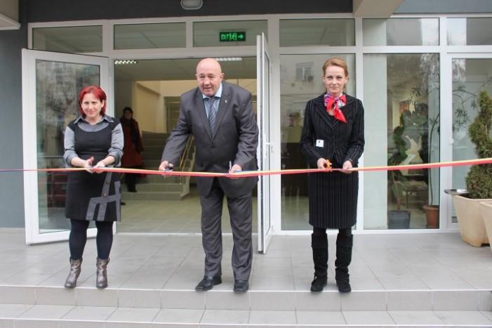A fost inaugurat Centrul Social Multifuncțional din Cartierul Solidarității