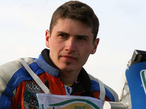 Sătmăreanul Emanuel Gyenes participă la Dakar 2015