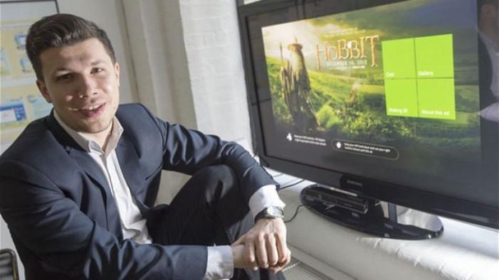 Emil Gal, românul care la 28 de ani conduce un imperiu online
