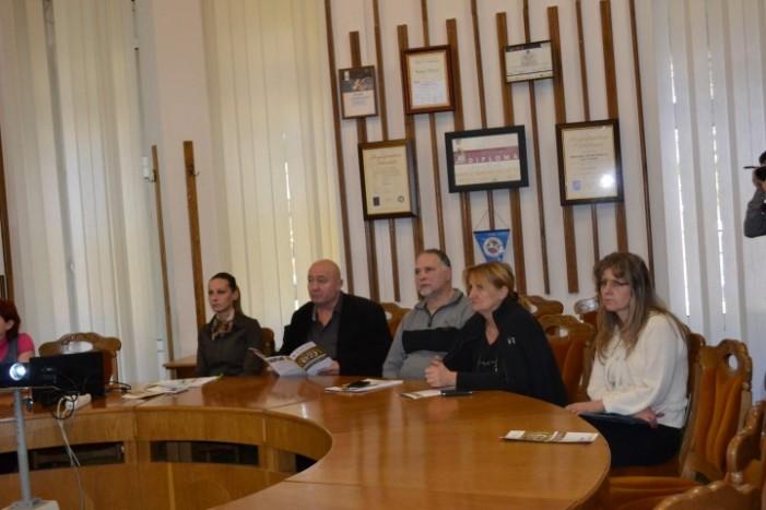 """Conferinţă de încheiere a proiectului """"Centru Multifuncţional Social al SPAS Satu Mare"""