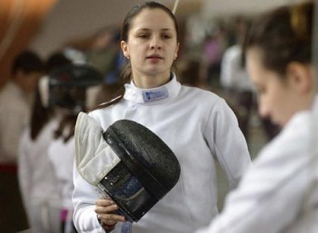 Simona Pop s-a clasat pe locul 8, în proba de spadă individual la Jocurile Mondiale Militare