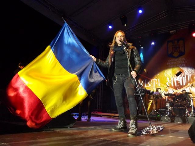 """Trupa """"Talisman"""" a concertat la Satu Mare de """"Ziua Națională a României"""" (Galerie foto)"""