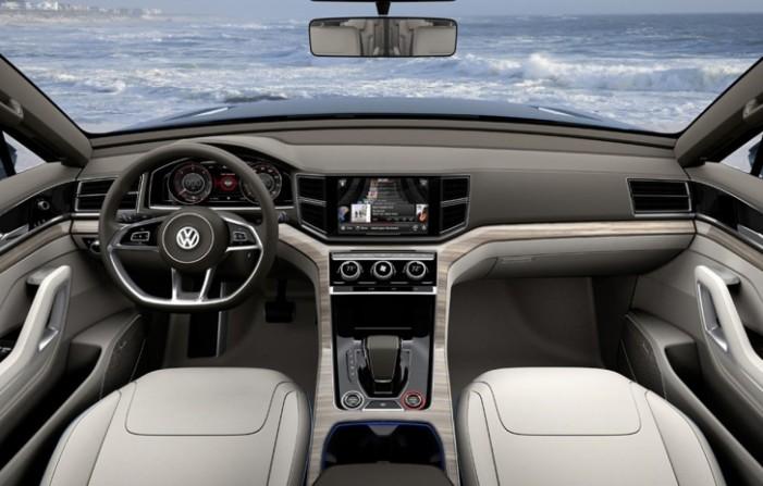 Volkswagen va lansa un SUV mai mare decât Touareg